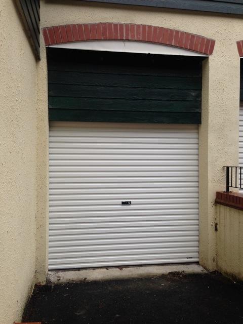 glider roller doors in truro cornwall south west garage
