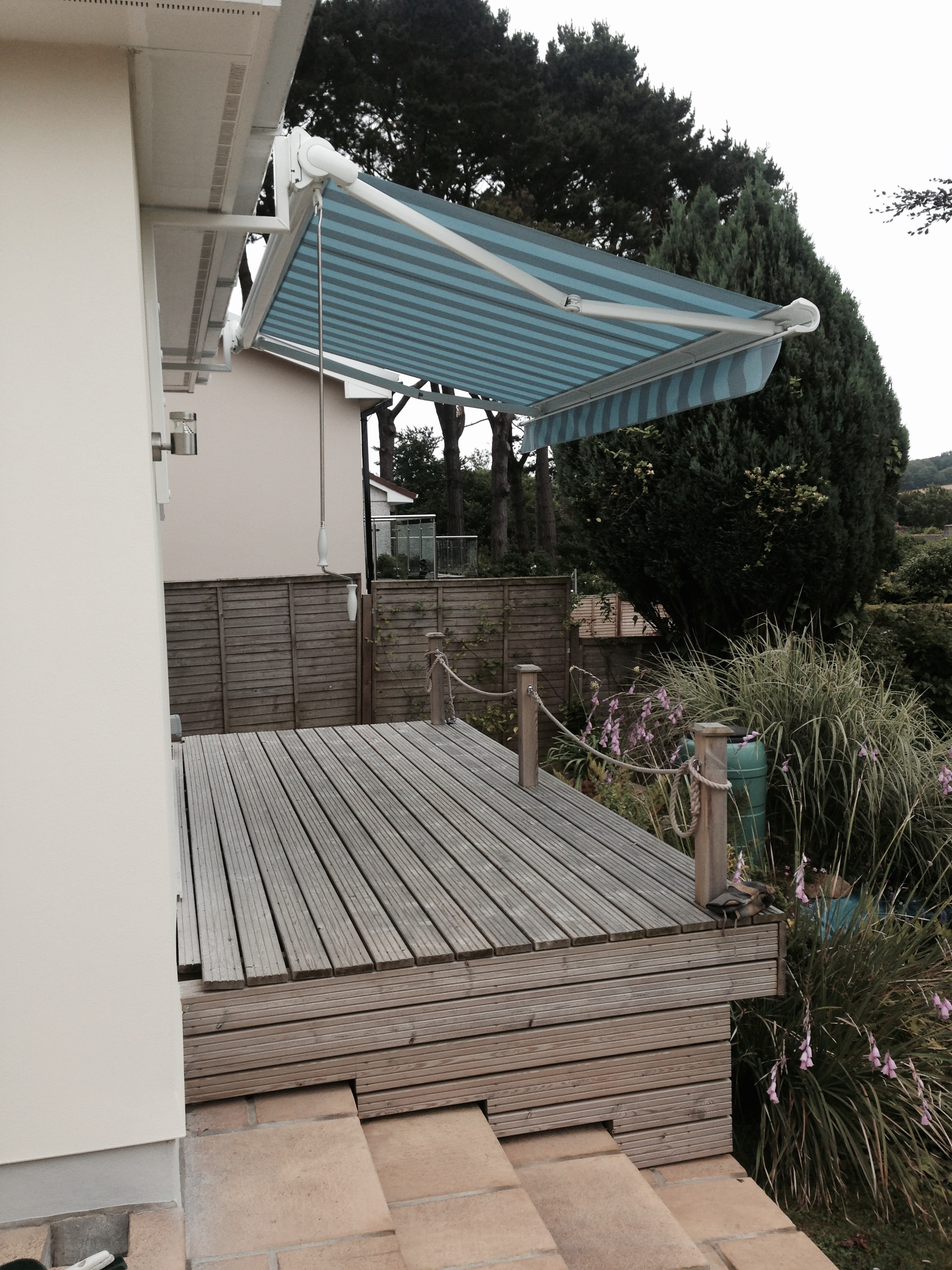 Markilux 990 Patio Awning Installed In Devoran South
