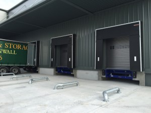 Industrial doors and dock levellers