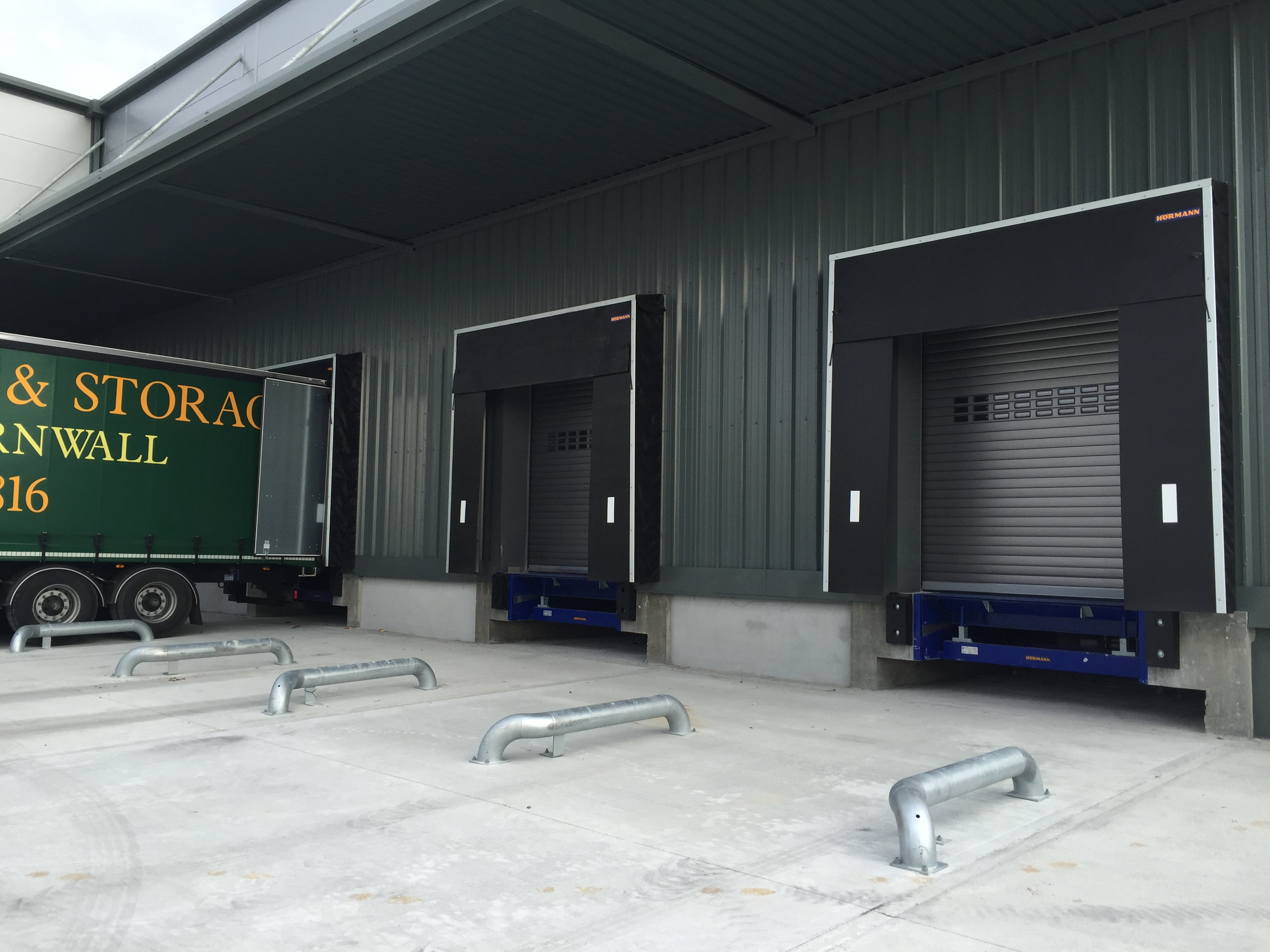 Hormann Docking Systems From Swgd Group South West