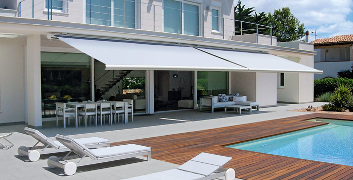 Markilux Stainless Steel Awnings