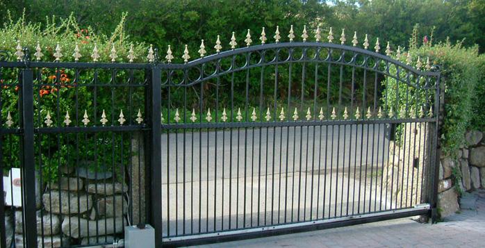 Simple Sliding Gate Designs For Homes Homemade Ftempo
