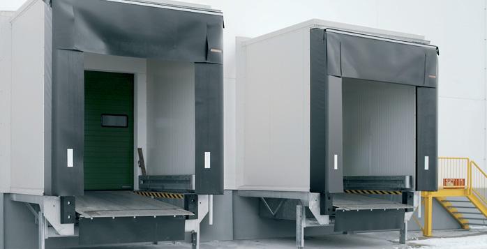 Dock Levellers Amp Shelters South West Garage Doors