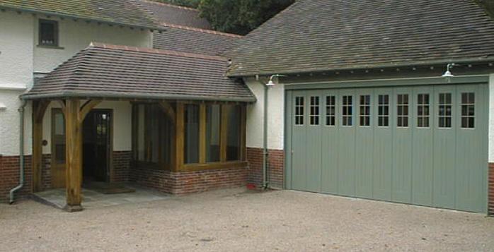 Ssdw Green 2 South West Garage Doors