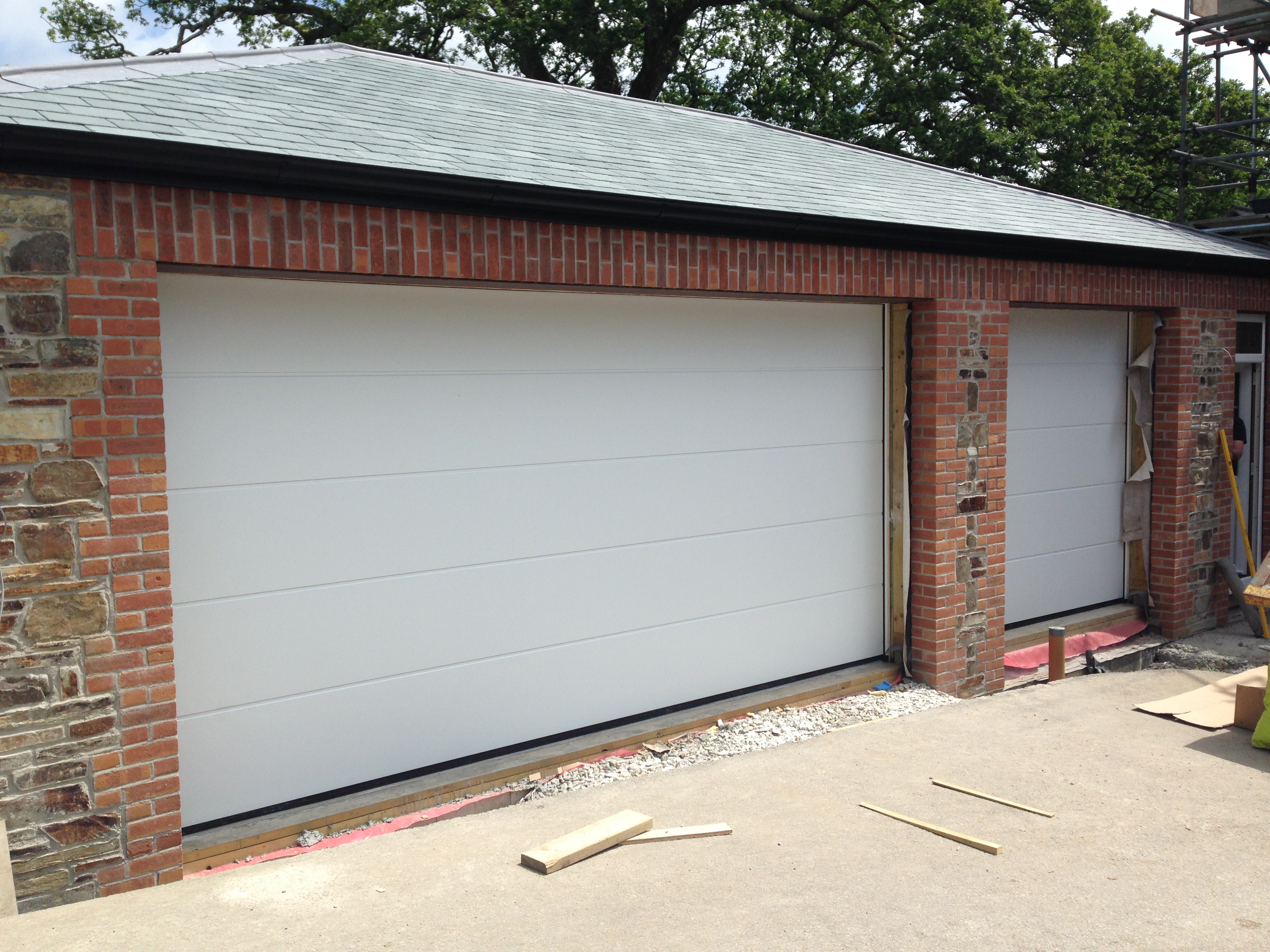 for horizontal sliding garage steel unique doors