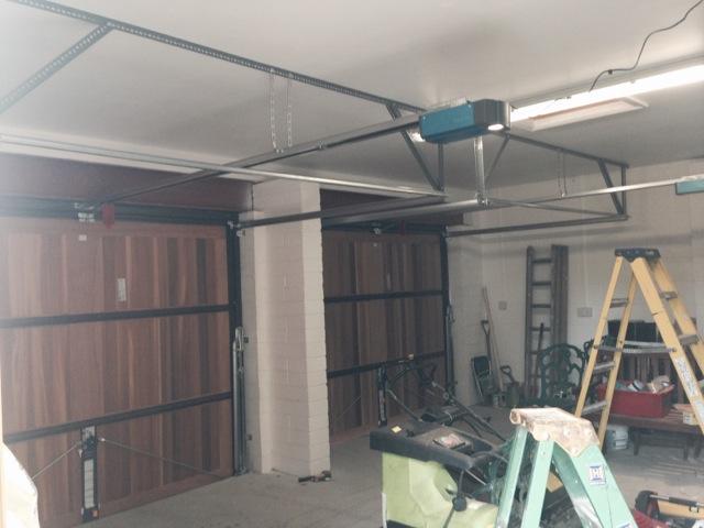 Cedar Garage Doors in Cornwall