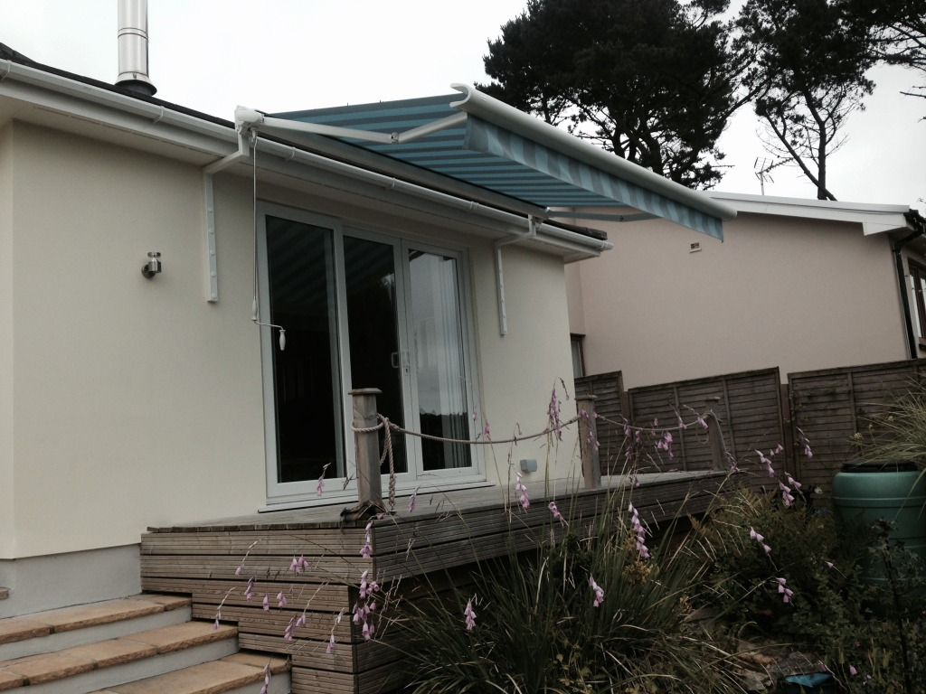 Markilux awnings cornwall