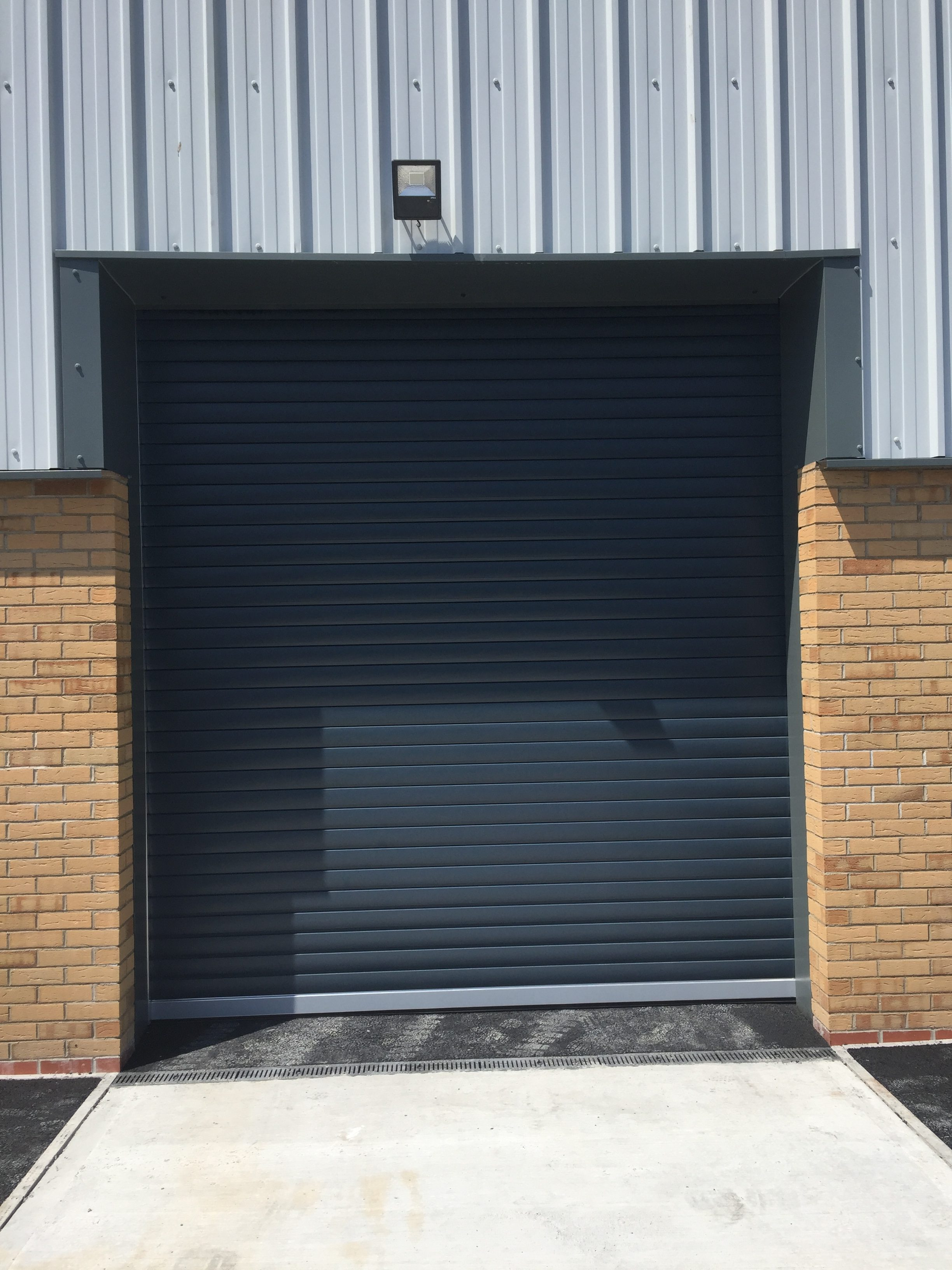 Roller doors south west garage doors if your looking for an industrial roller shutter door then we have a full range to cover every need rubansaba