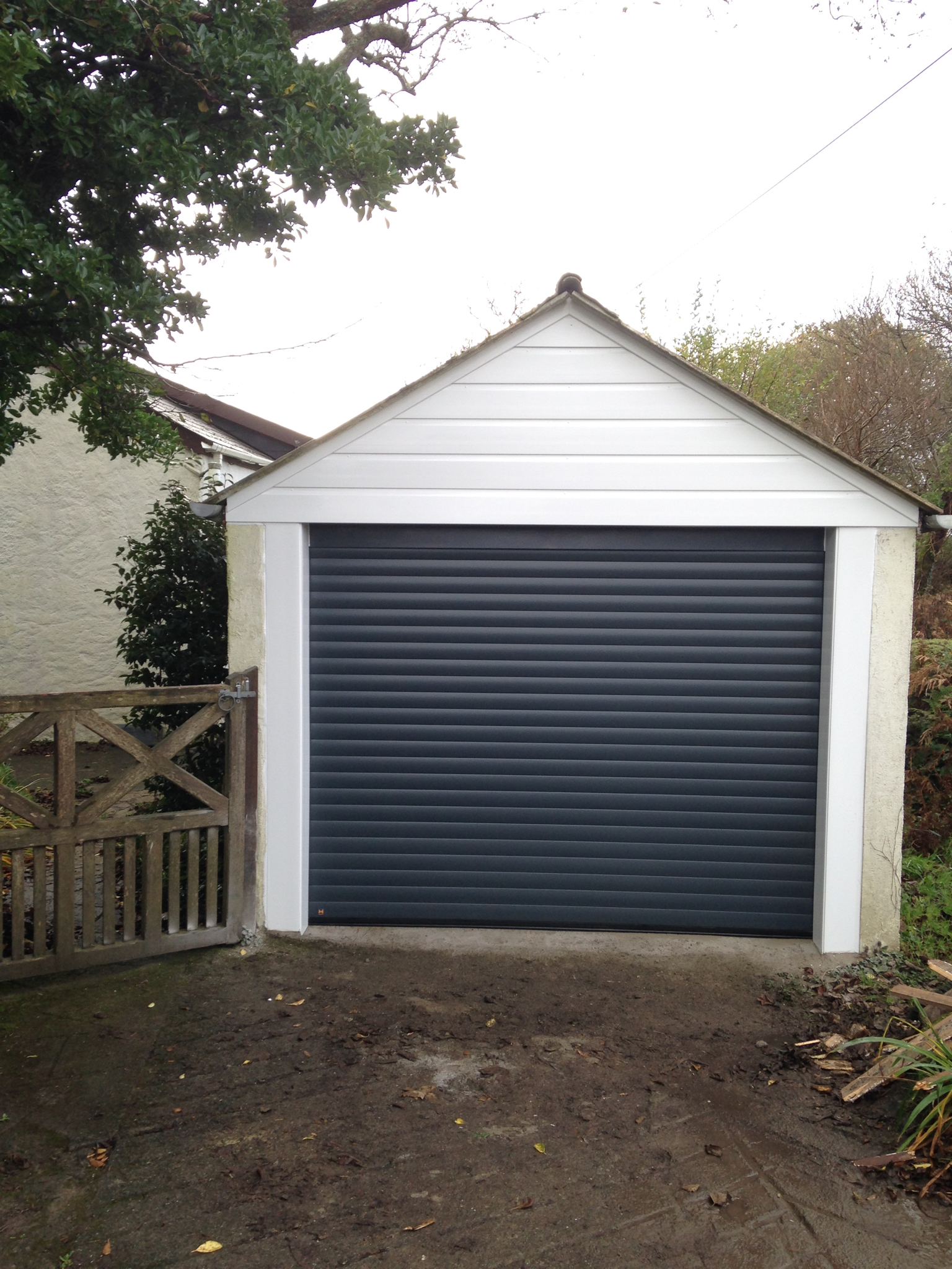 Fascinating Side Hinged Garage Doors Cornwall Pictures Exterior