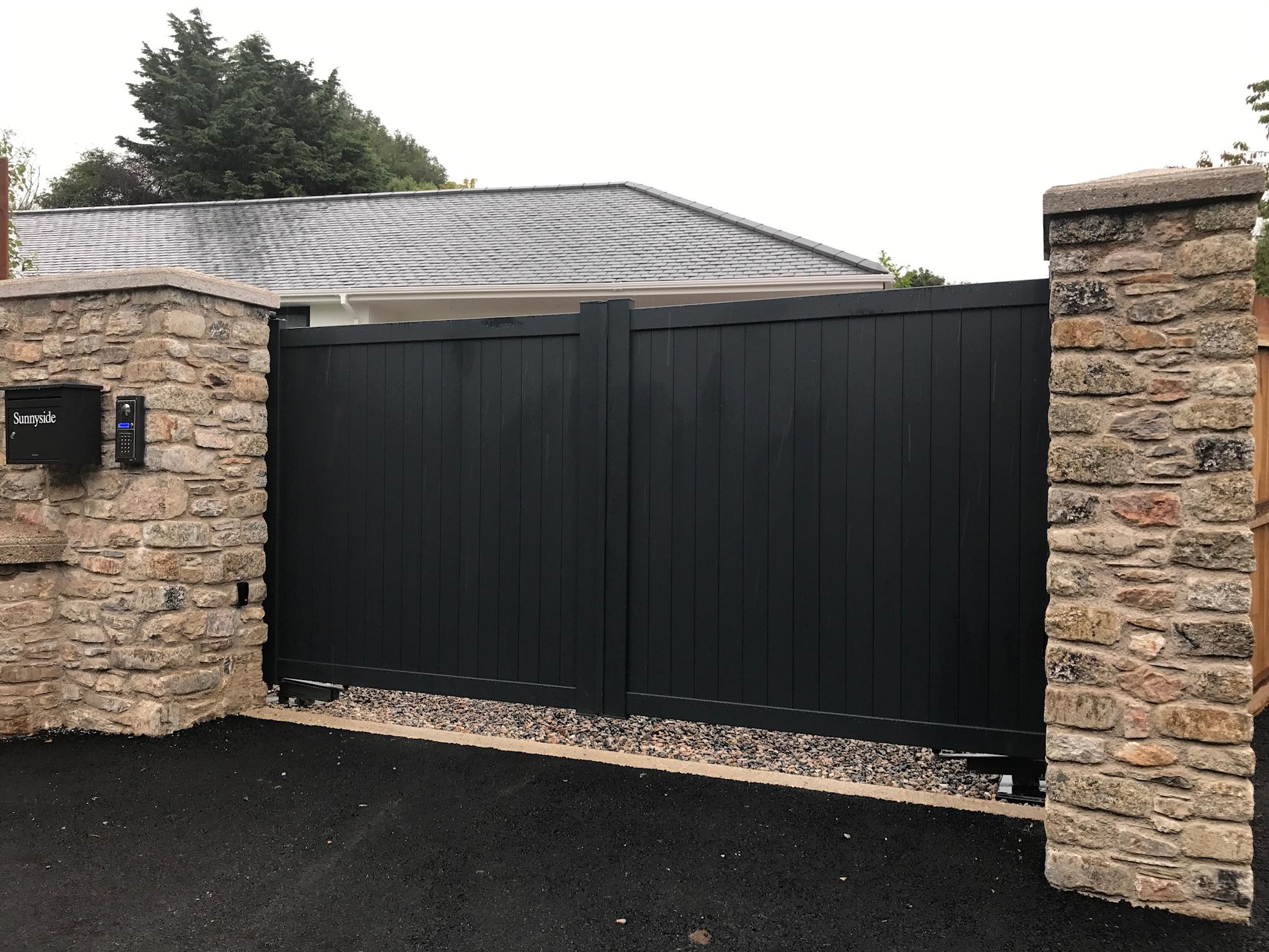 Aluminium Gates South West Garage Doors