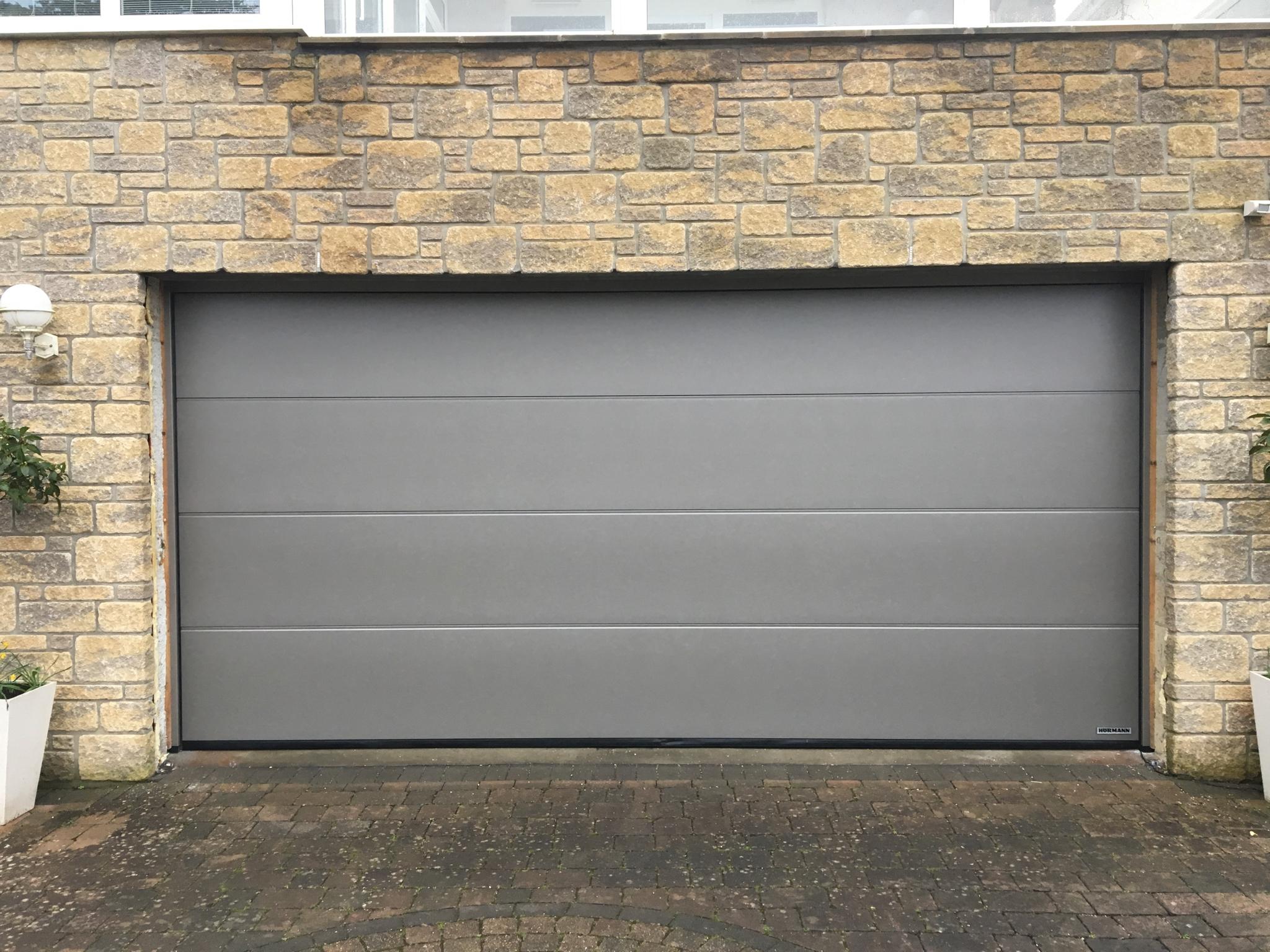 Hormann Sectional Garage Doors South West Garage Doors