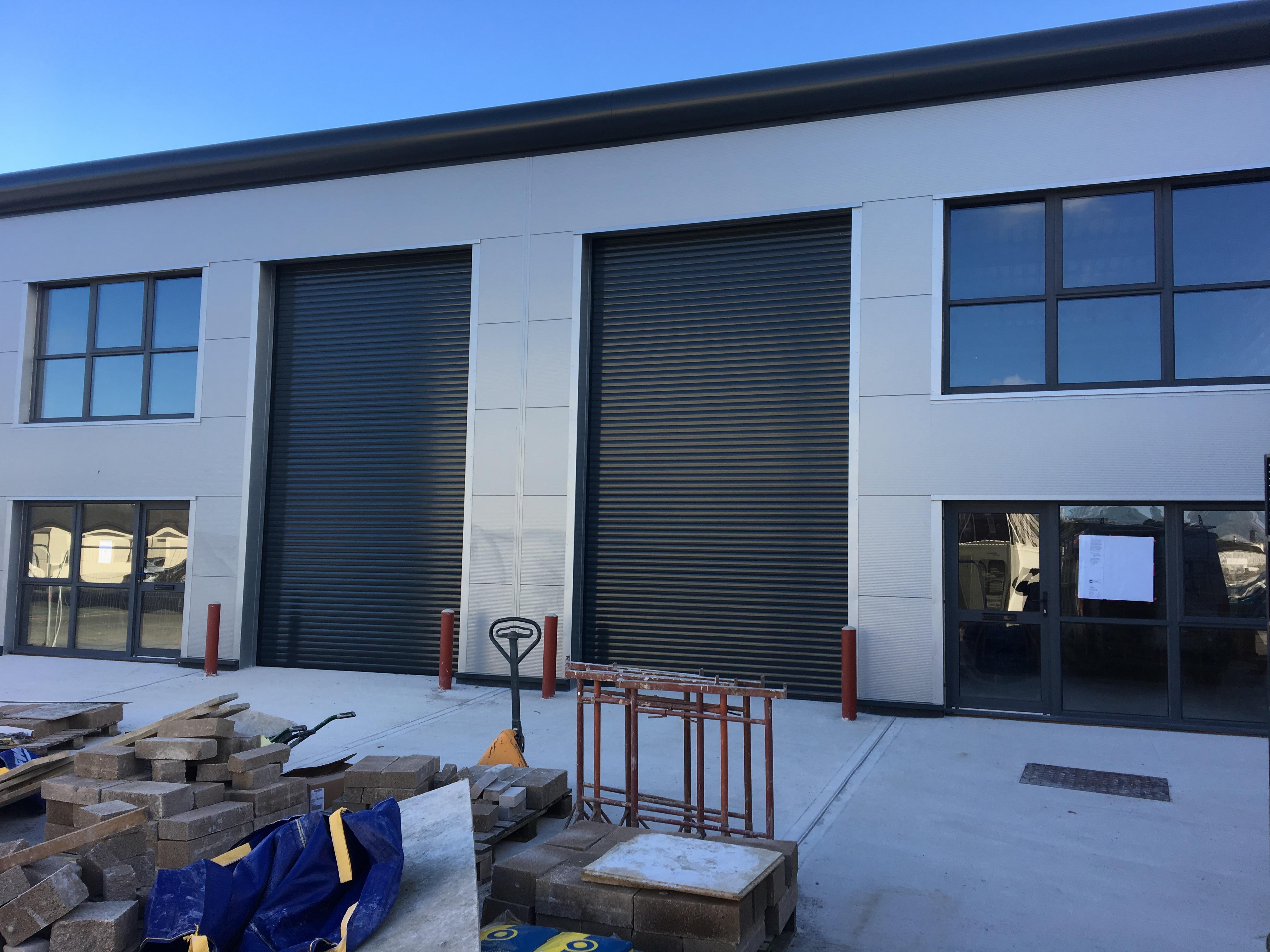 Roller doors south west garage doors industrial doors and dock levellers rubansaba