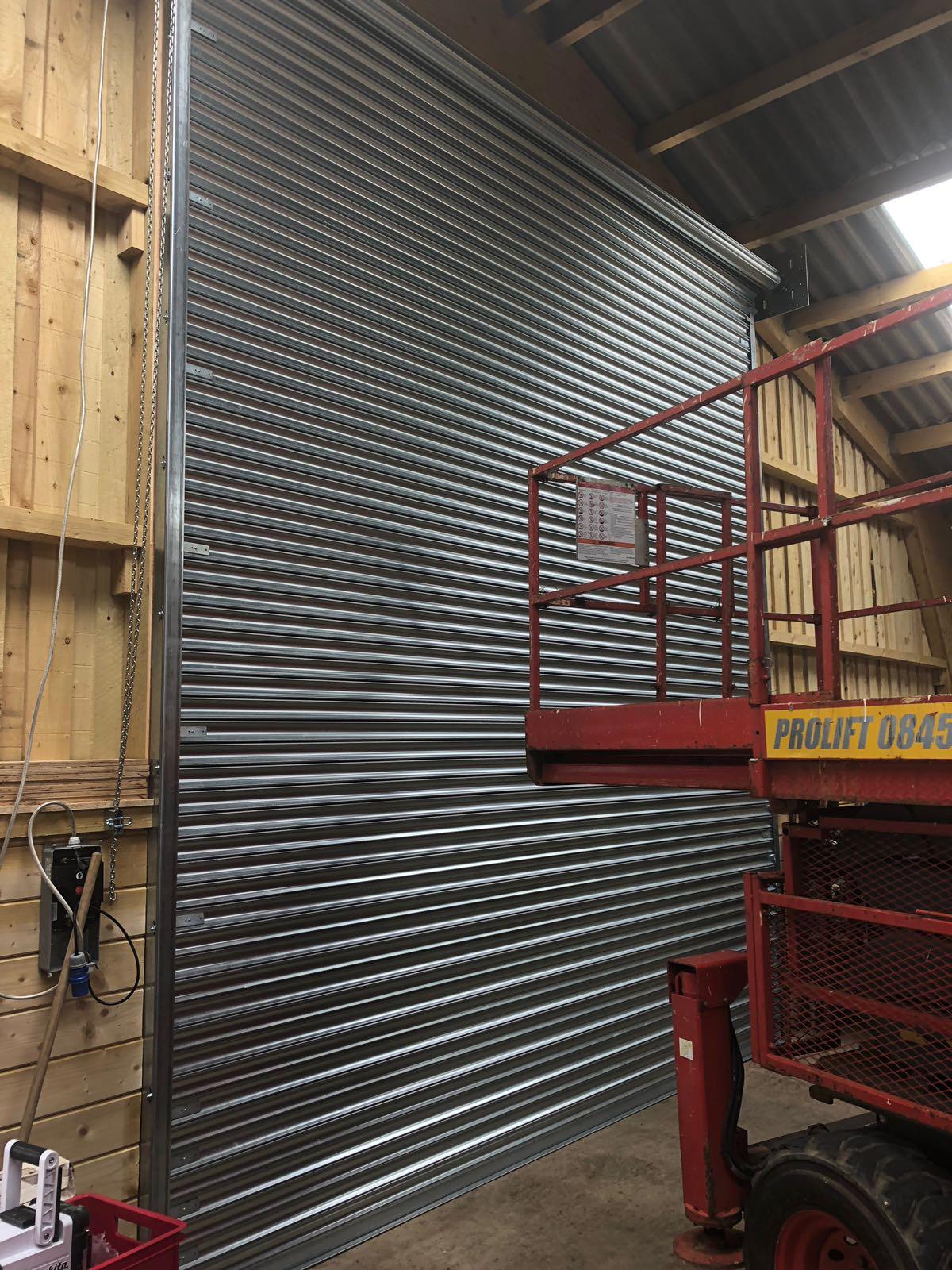 Industrial Sectional Doors South West Garage Doors